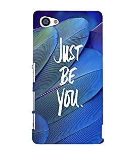 Perfect print Back cover for Sony Xperia Z5 Compact