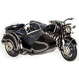 Model Motorcycle BMW R-Series Sidecar - Retro Tin Model
