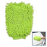 DXEWSE tirol Microfiber Chenille-Auto-Waschhandschuh Multifunktionsauto-Reinigungshandschuh Waschhandschuh Reinigungs
