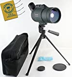 Best Hunting Spotting Scopes - Visionking 25-75x70 Maksutov 100% Waterproof Bak4 Spotting scope Review