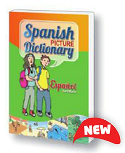 Spanish Picture Dictionary por Español Santillana