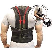 Rückenorthese Korrektor   Beste voll einstellbare Stützstrebe   Verbessert die Haltung und bietet Lordosenstütze... preisvergleich bei billige-tabletten.eu
