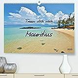 Träum dich nach Mauritius(Premium, hochwertiger DIN A2 Wandkalender 2020, Kunstdruck in Hochglanz): Traumstrände und Naturschätze (Monatskalender, 14 Seiten ) (CALVENDO Orte)