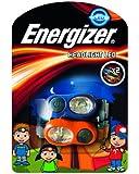 Energizer LED Kopflampen für Kinder, Doppelpack, Strahlreichweite je 15 m, blau / orange 629030