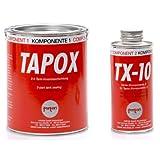 Tapox 2-K Tank-Innenbeschichtung Epoxy 0,5 KG
