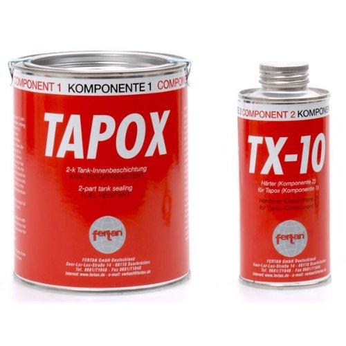 Preisvergleich Produktbild Tapox 2-K Tank-Innenbeschichtung Epoxy 0,5 KG