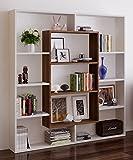 VENUS Bücherregal - Standregal - Büroregal - Raumteiler für Wohnzimmer