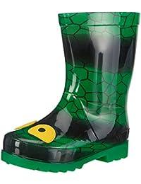 Skechers WaterspoutDrip Drops Jungen Kurzschaft Stiefel