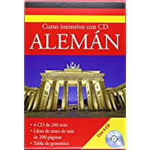 Aleman Curso Intensivo Con Cd