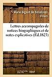 Lettres de Mmes de Villars, de La Fayette Et de Tencin, Accompagnees de Notices: Biographiques Et de Notes Explicatives (Litterature)