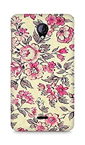 Amez designer printed 3d premium high quality back case cover for Micromax Unite 2 A106 (s)