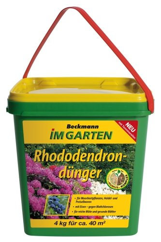 Rhododendron-Dünger 4 kg