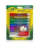 #3: Crayola Washable Glitter Glue, 9 pieces