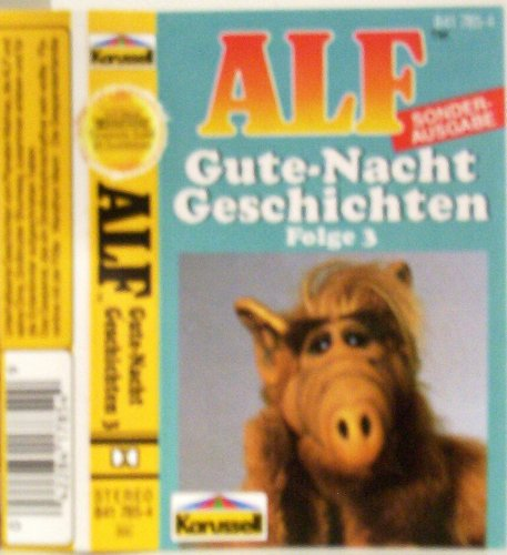 ALF - Gute-Nacht Geschichten - Folge 3 (Sonderausgabe)