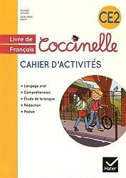 Coccinelle Français CE2 éd. 2016 - Cahier d'activités