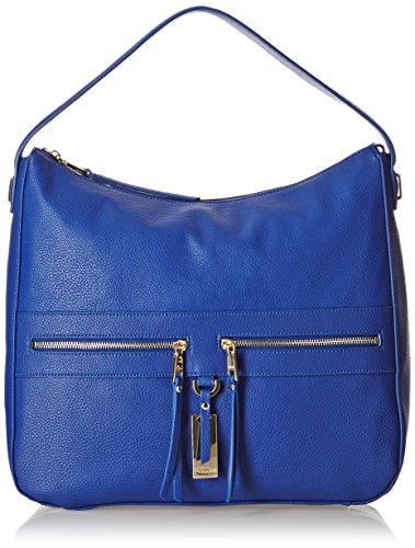 Pollini Studio Sottospalla con Zip, Bluette, 37 cm