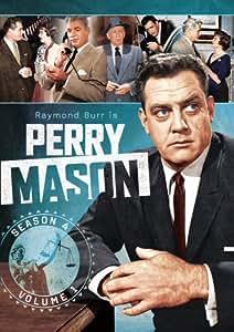 Perry Mason: Season 4 V.1 [Import USA Zone 1]