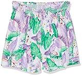 Name It Nkfjaria Shorts Box, Multicolore Bright White, 128 Fille