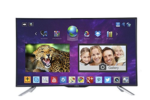 Onida 81.3 cm (32 inches) KY Rock 32KYR/32KYR1 HD Ready LED TV (Black)