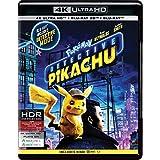 Pokémon Detective Pikachu (4K UHD + Blu-ray 3D + Blu-ray) (3-Disc)