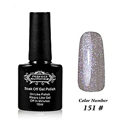 Perfect Summer Gel Nail Polish kit 10ml Soak Off UV Led Gel polish color 151