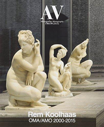 Rem Koolhaas: OMA/AMO 2000-2015