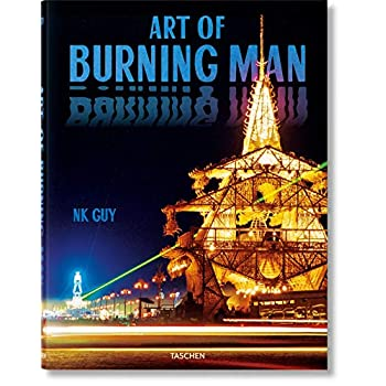 Guy, art of burning man