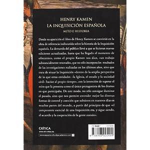 La inquisición española: Mito e historia (Serie Mayor)