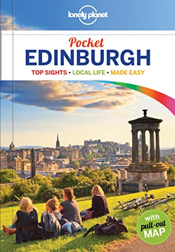 Pocket Edinburgh - 4ed - Anglais par Neil Wilson