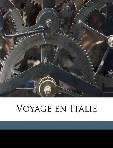 Voyage En Italie Volume 2 par Hippolyte Adolphe Taine