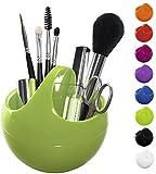 Spirella Kosmetikorganizer 'Bowl' Aufbewahrungsbox für Make Up und Schmuck 10,5x9,5cm Grün