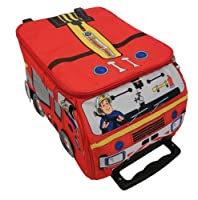 Fireman Sam Novelty Wheeled Case