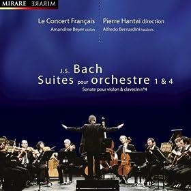 Sonate pour Violon Et Clavecin No. 4 en Ut Mineur, BWV 1017: I. Siciliano