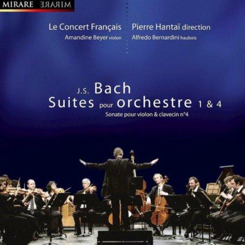 Suite pour Orchestre No. 1 en Ut Majeur, BWV 1066: V. Menuets I Et II