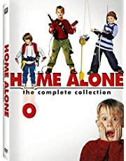Home Alone: The Complete Collection - Home Alone + Home Alone 2: Lost in New York + Home Alone 3 + Home Alone 4: Taking Back the House
