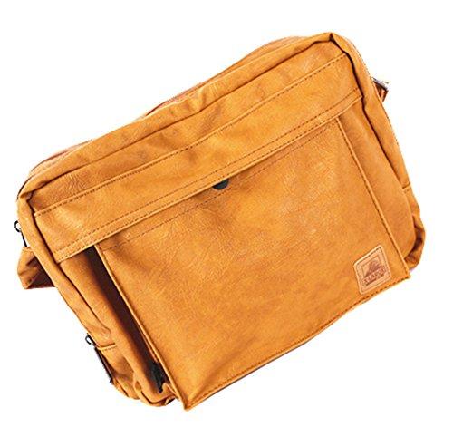messenger-borsone-one-spalla-diagonale-pacchetto-stile-retro-stile-semplice-regolabile-spalla-strap-