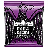 Cuerdas de guitarra eléctrica Ernie Ball Power Slinky Paradigm - 11-48 Calibre
