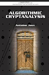 Algorithmic Cryptanalysis (Chapman & Hall/CRC Cryptography and Network Security)
