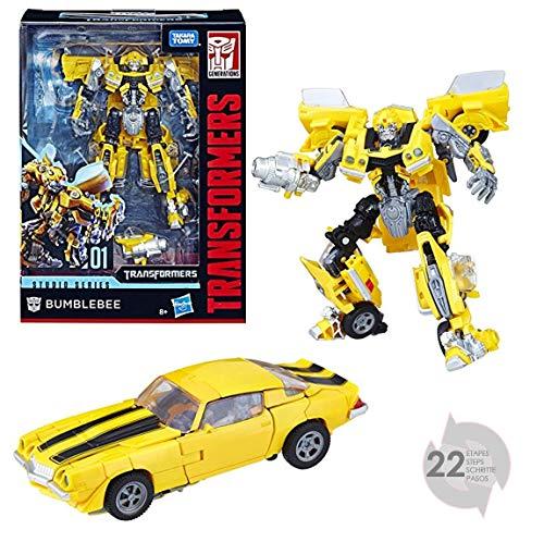 Transformers Studio Series Bumblebee, (Hasbro E0739ES0)