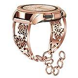 TRUMiRR Compatible Fossil Gen 4 Q Venture HR Bracelet de Montre,18mm Bracelet de...