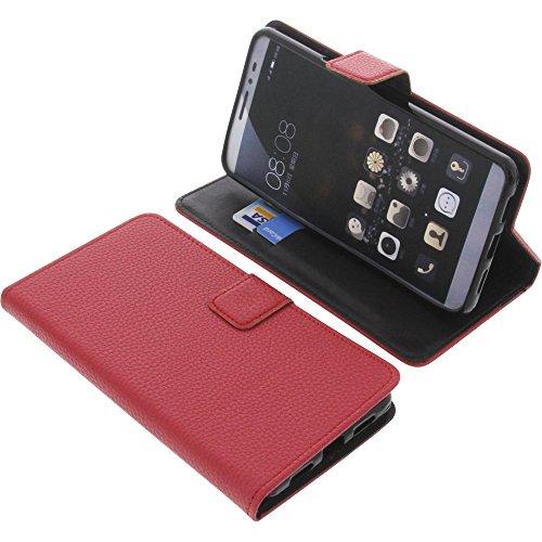 foto-kontor Tasche für coolpad Max Book Style rot Schutz Hülle Buch