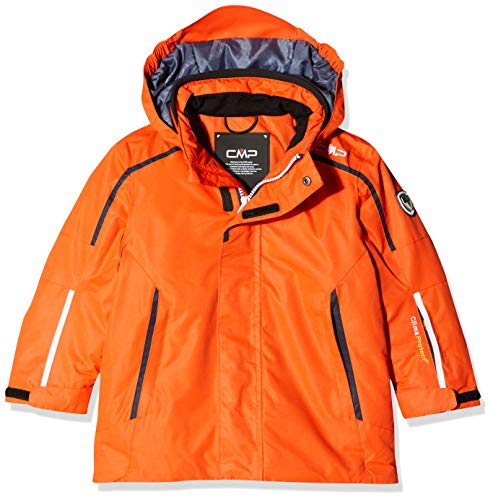 Flat 3.000 Skijacke, Orange, 152 ()