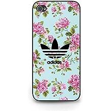 Beautiful Flowers Adidas Phone Case Cover For Iphone 5c Adidas Stylish