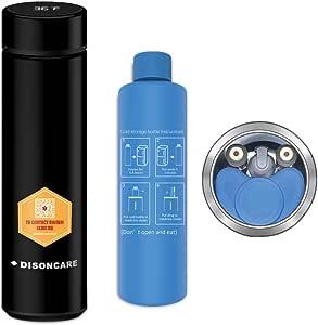 Disoncare Insulin Cooler Temperature Display Drogerie Körperpflege