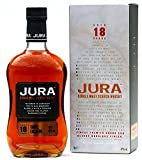 Jura 18 Years Old Travel Exclusive mit Geschenkverpackung Whisky (1 x 0.7 l)