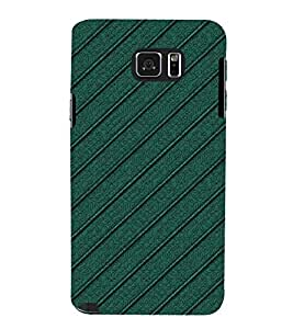 Ebby Premium 3d Desinger Printed Back Case Cover For Samsung Note 5 (Premium Desinger Case)