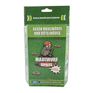 BIO MAULWURF EXPRESS-BIOLOGISCHES REPELLENT!!!