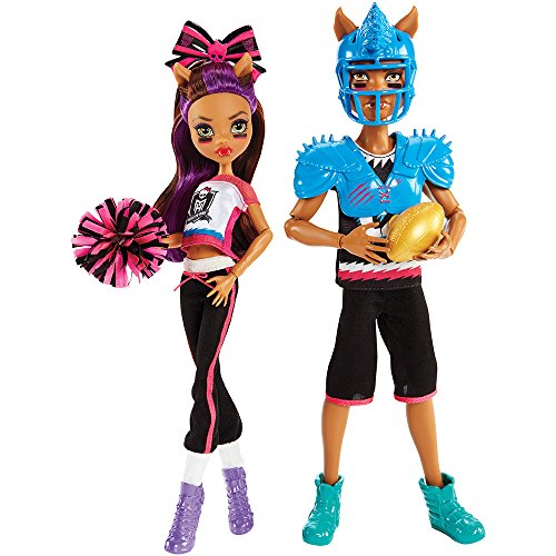 Monster High Winning Werewolves 2 Figur ()