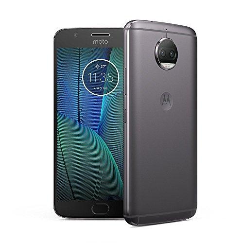 Motorola Moto G5s Plus - Qualcomm Snapdragon - de 5 5  Full HD 4GB RAM  Doble Sim  4G  Bluetooth 4 2  Octa-Core de 2 0 GHz  Memoria 32 GB  4 GB RAM  1