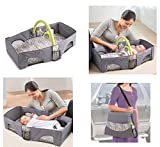 #9: FEATHER TOUCH QUALITY BABY TRAVEL BAG COT GP TECH